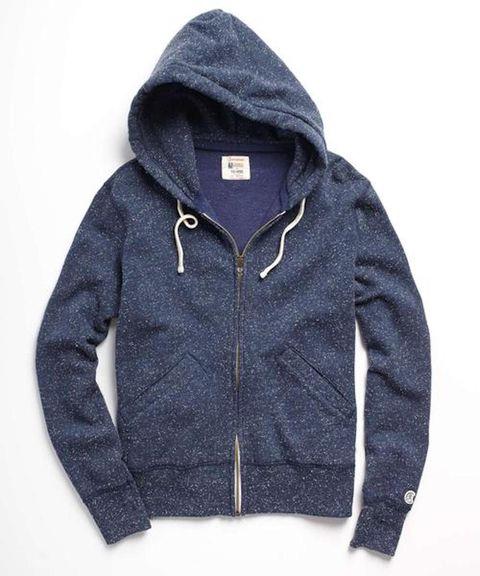 Todd Snyder full zip hoodie