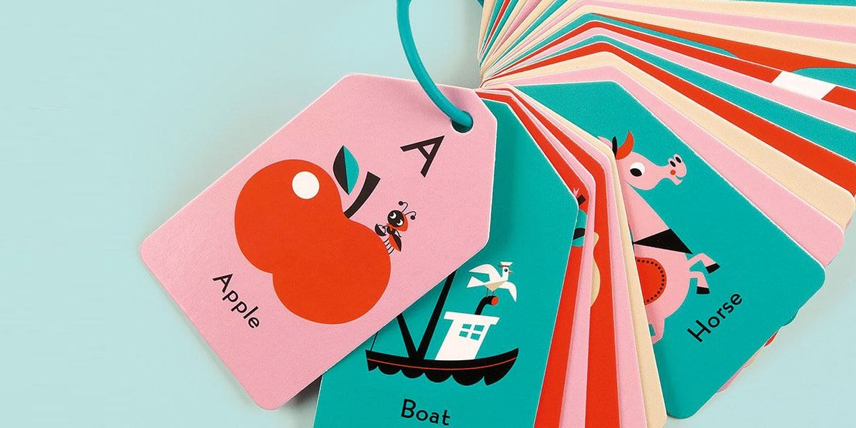 9 Best Flashcard Sets for Toddlers in 2019 - Educational ...