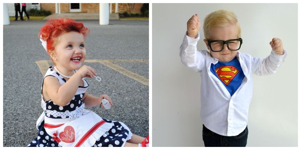 toddler halloween costumes  sc 1 st  Country Living Magazine & 20+ Cute DIY Toddler Halloween Costume Ideas 2018 - How to Make ...