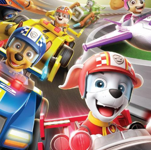 Toddler Movies - Paw Patrol Ready Race Rescue