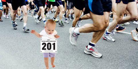 Toddler Marathon