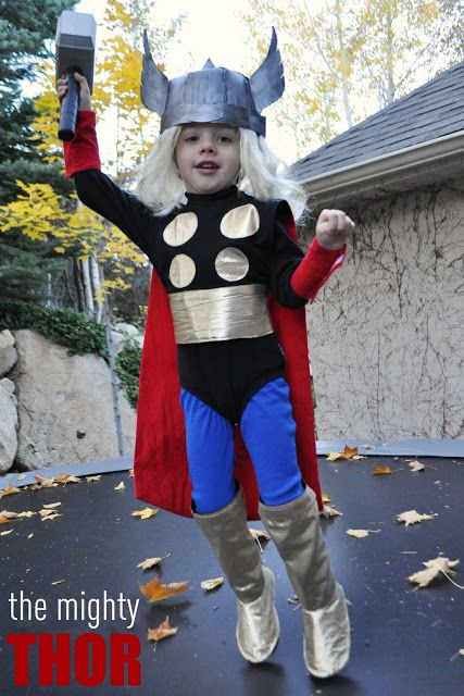 toddler thor costume the avengers