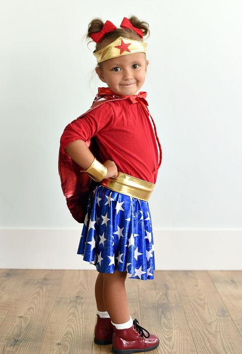 16 Diy Wonder Woman Costume Ideas - Wonder Woman Halloween