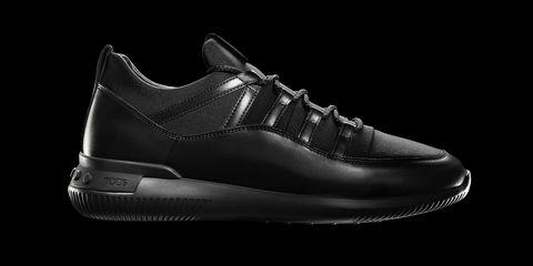 Shoe, Footwear, Black, White, Walking shoe, Sneakers, Outdoor shoe, Sportswear, Athletic shoe, Basketball shoe,
