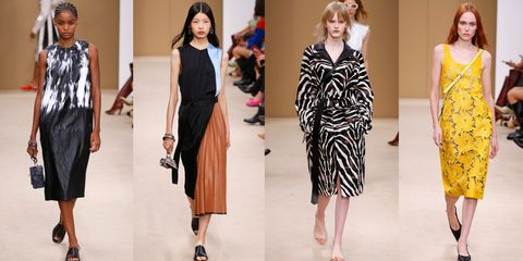 Spring Cocktail Dresses 2020.Tod S Spring 2020 Ready To Wear Collection Was All About