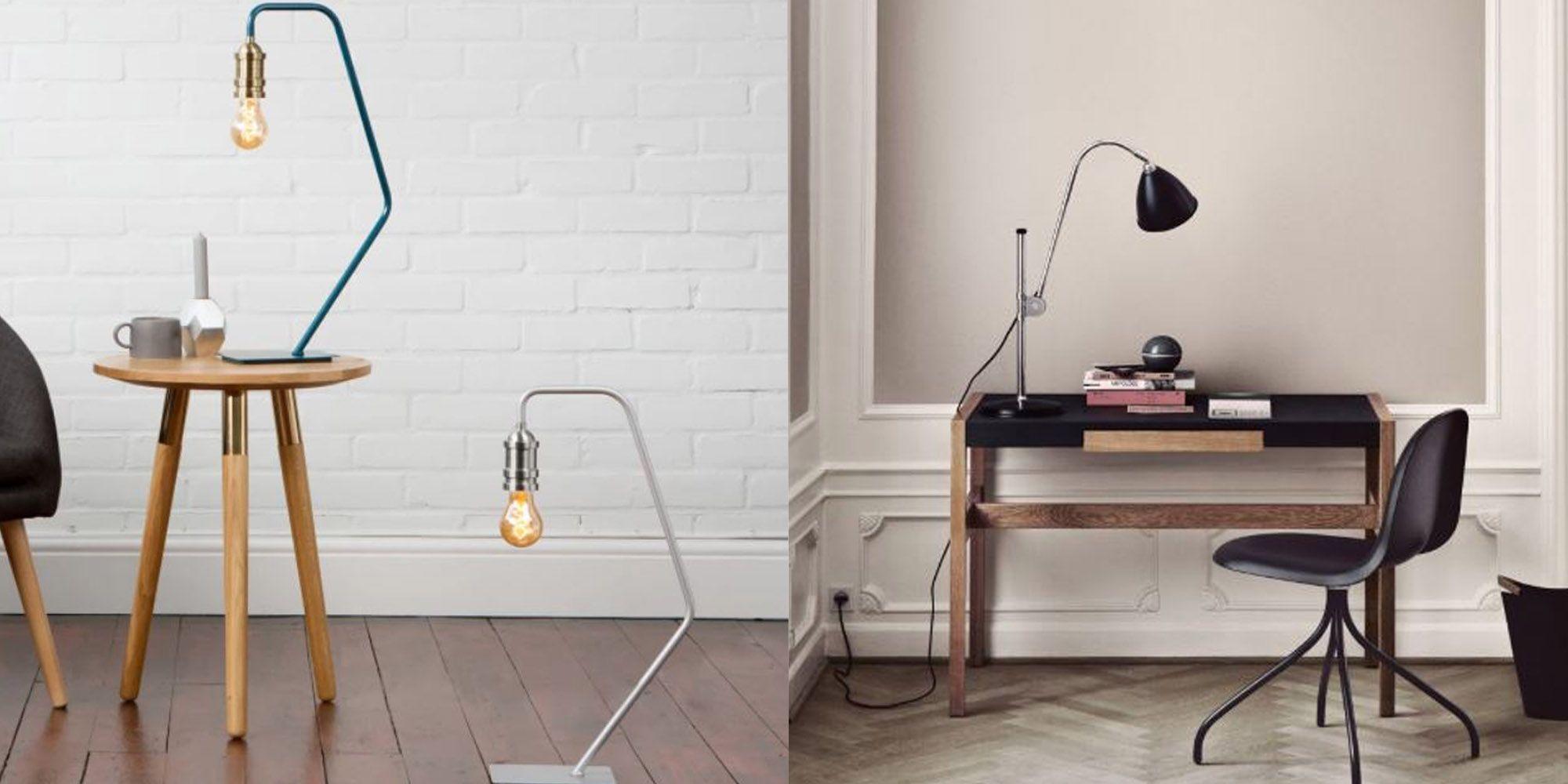 Spot on! Dit zijn de mooiste bureaulampen van het moment