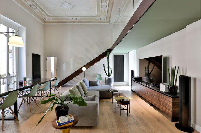 L'appartamento a Torino firmato Officina8