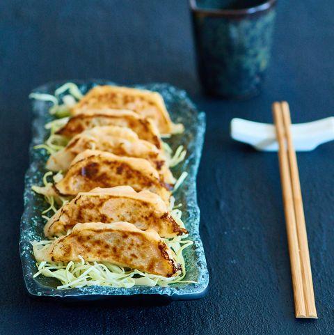Tofu dumplings De Japanner