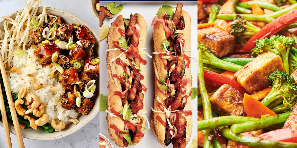 Tofu Recipes That Take The Plant-Based Alternative To New (And Delicious) Heights