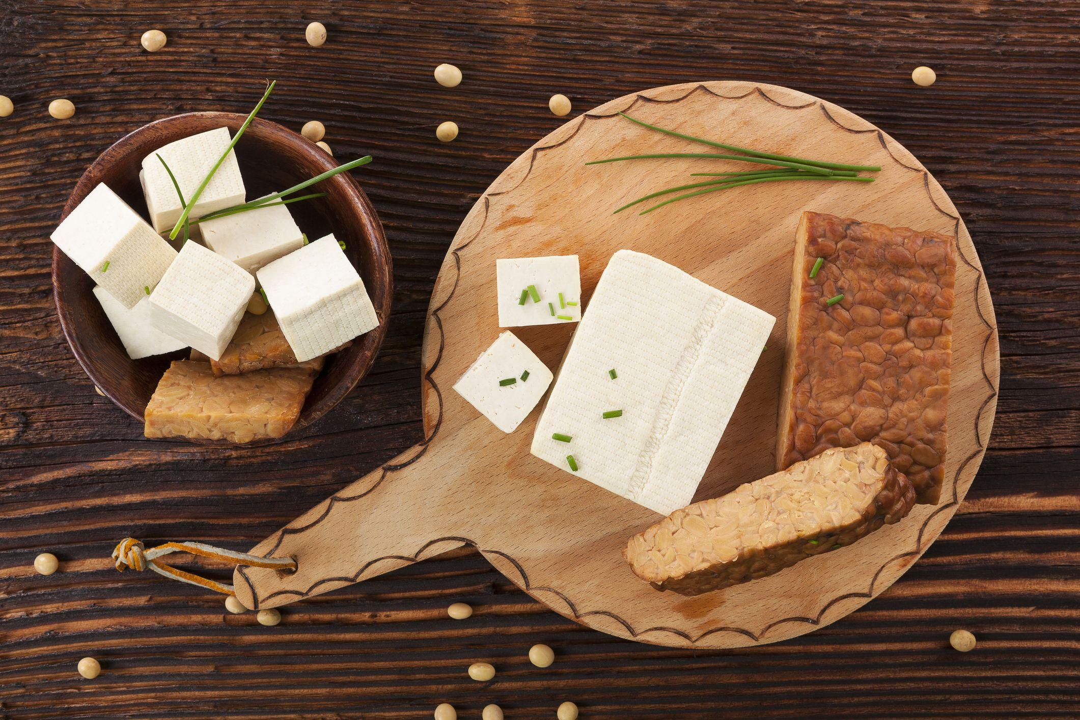 Tofu vs. Tempeh: wat is nu eigenlijk gezonder?
