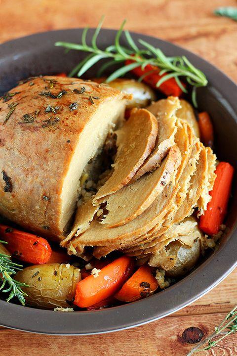 tofurky recipes traditional roast