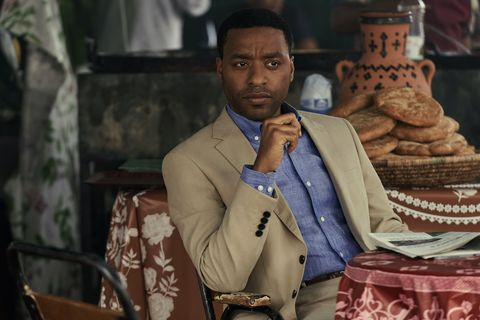 the old guard   chiwetel ejiofor as copley in the old guard cr amy spinksnetflix © 2020