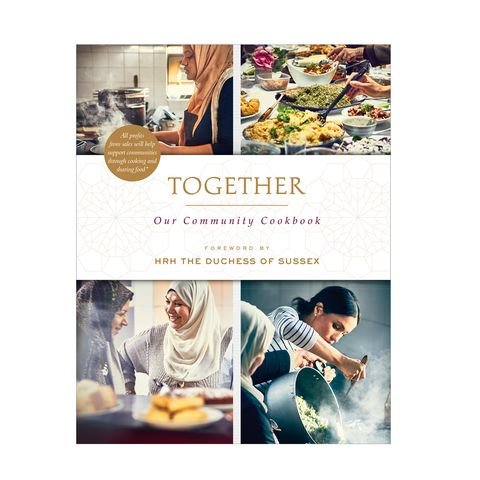 Together cook book, stocking filler for foodies