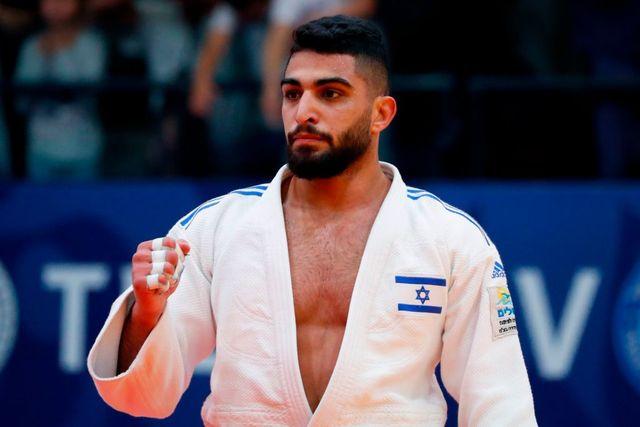 el judoca israelí tohar butbul