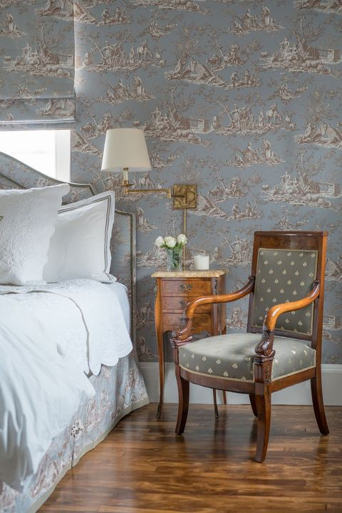 best toile wallpaper ideas