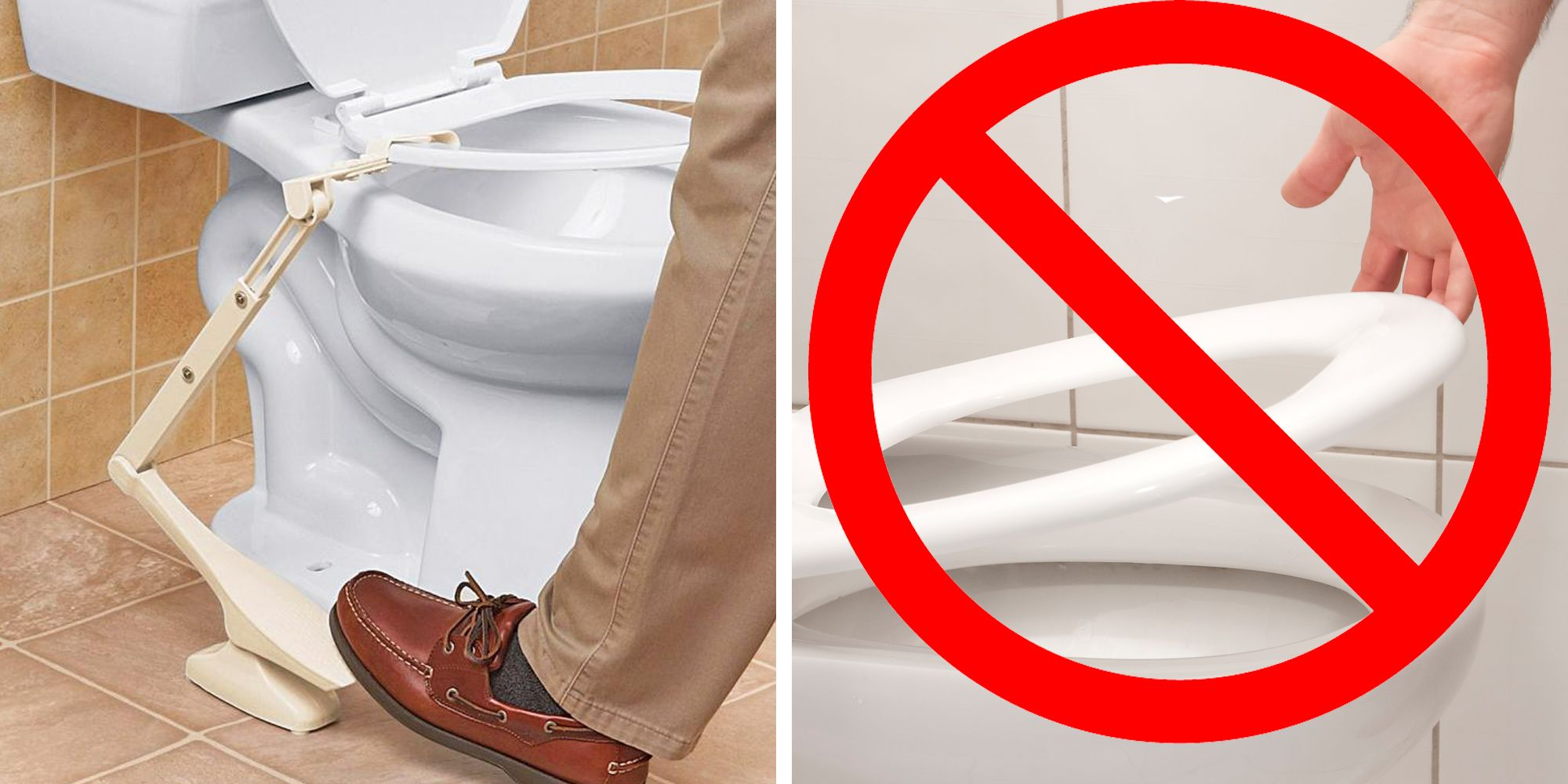 Why You Need This Lifting Pedal for Your Toilet Seat