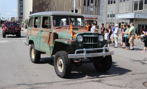 Jeep Fest 2018