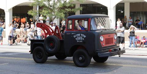 Jeep Fest 2018 in Toledo Ohio