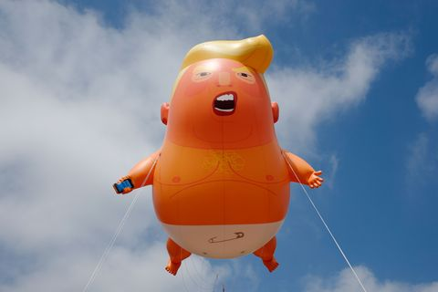 Orange, Sky, Inflatable, Games,