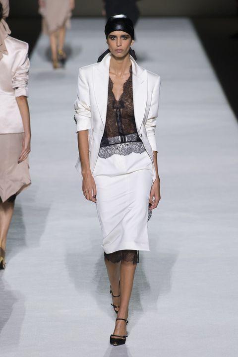 Populair De beste looks van New York Fashion Week Lente/Zomer 2019 #DT75