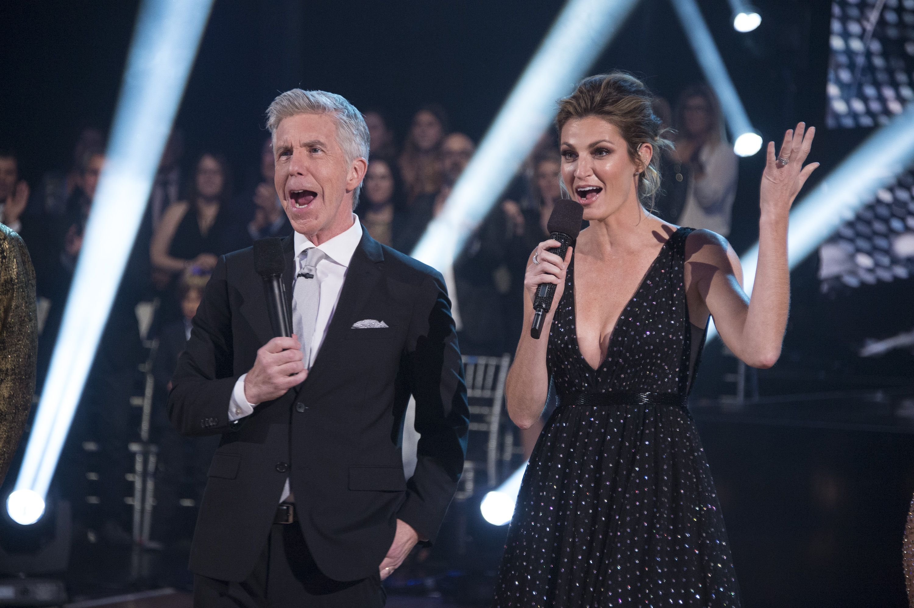 All About Dancing with the Stars Hosts Tom Bergeron and Erin Andrews
