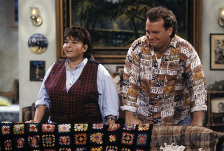 tom arnold thinks roseanne barr �wanted� her show to get
