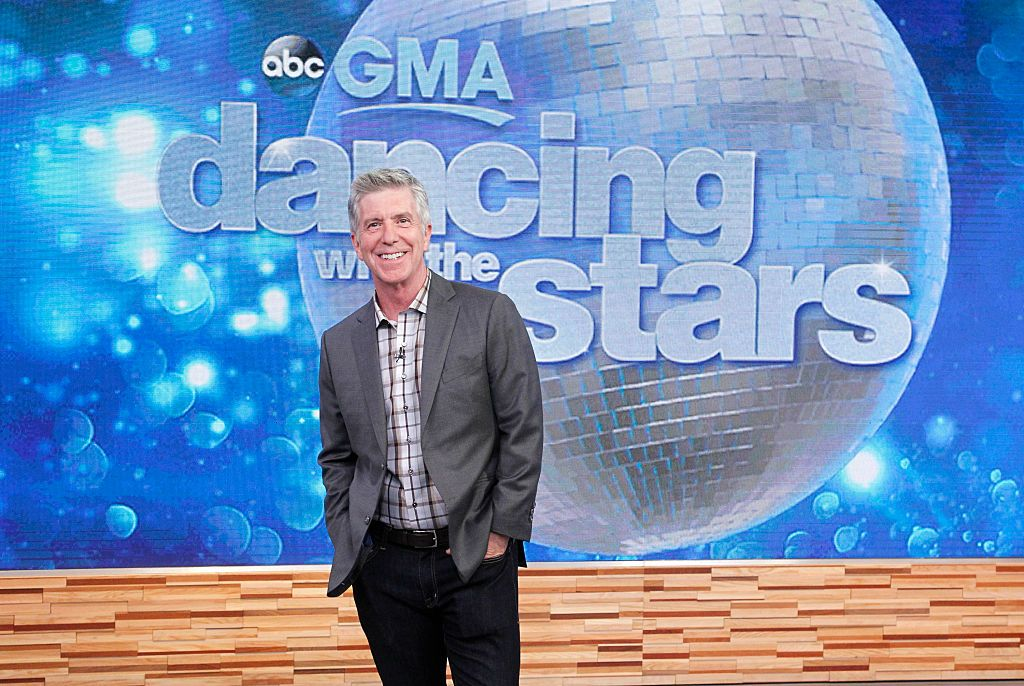 'Dancing With The Stars' Host Tom Bergeron Tweets Cryptic Message About the New Cast
