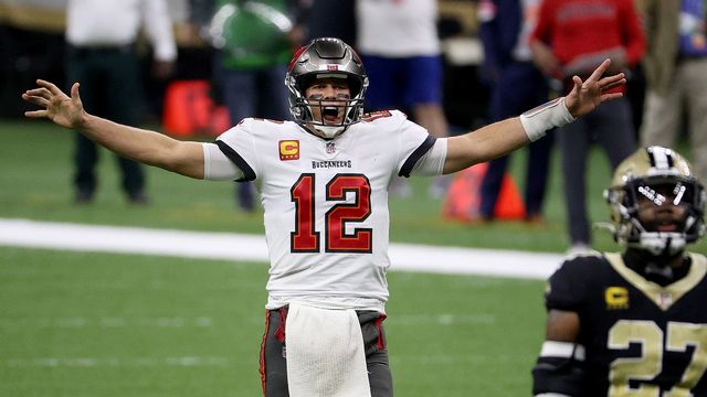 divisional round   tampa bay buccaneers v new orleans saints