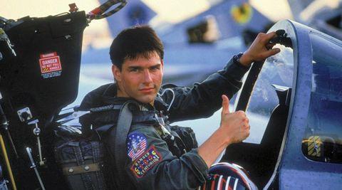 tom cruise top gun 1986