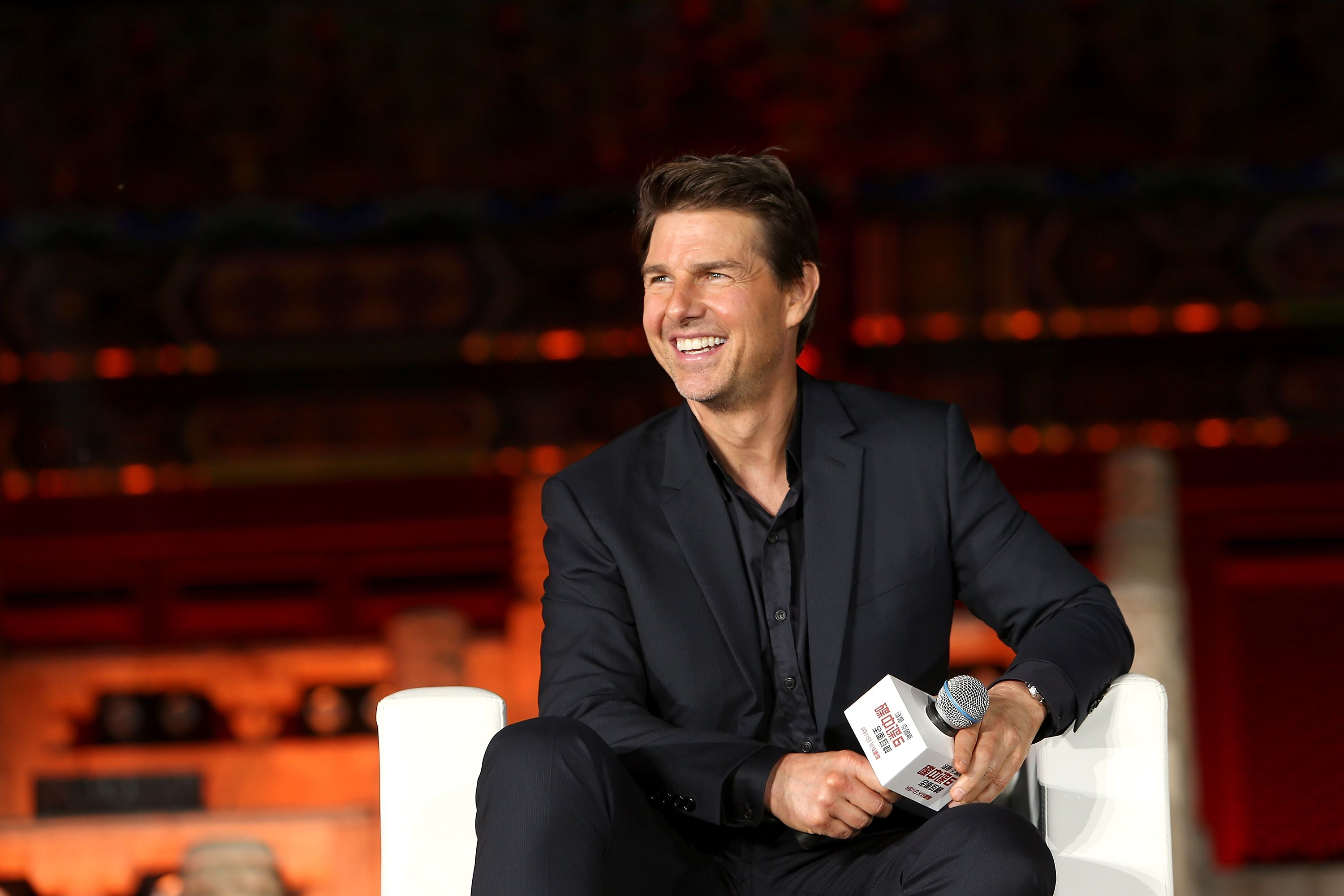 Now 58-Years-Old ,Tom Cruise Shares His Secrets to Staying So Youthful and His Training Plan