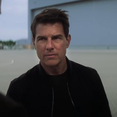 Mission Impossible 7 Set Photo Teases Tom Cruise Motorbike Stunt