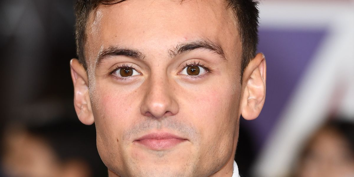 Tom Daley has knitted his husband a cardigan and it's incredible