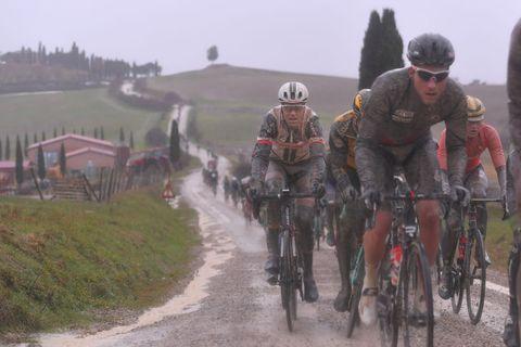 Cycling: 12th Strade Bianche 2018 / Men