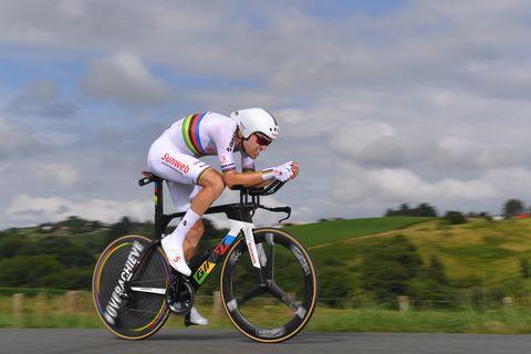 Tom Dumoulin Wins Tour de France Stage 20