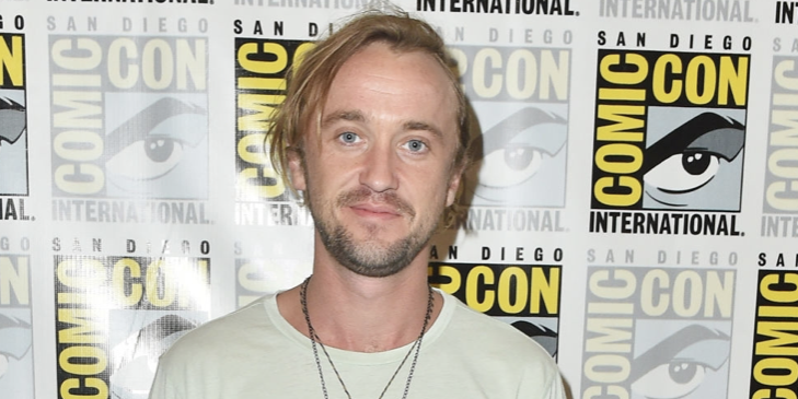 Harry Potter's Tom Felton speaks out following recent collapse