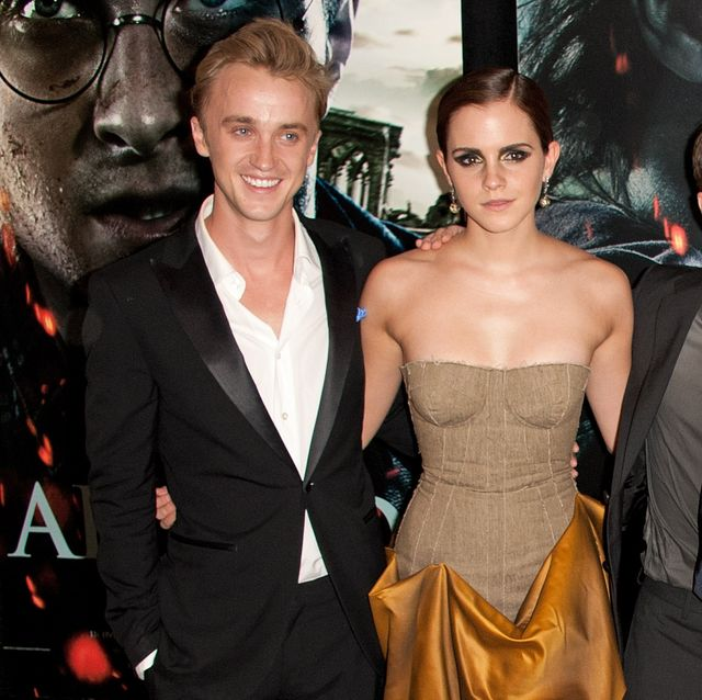 Fans Think Tom Felton And Emma Watson Are Dating
