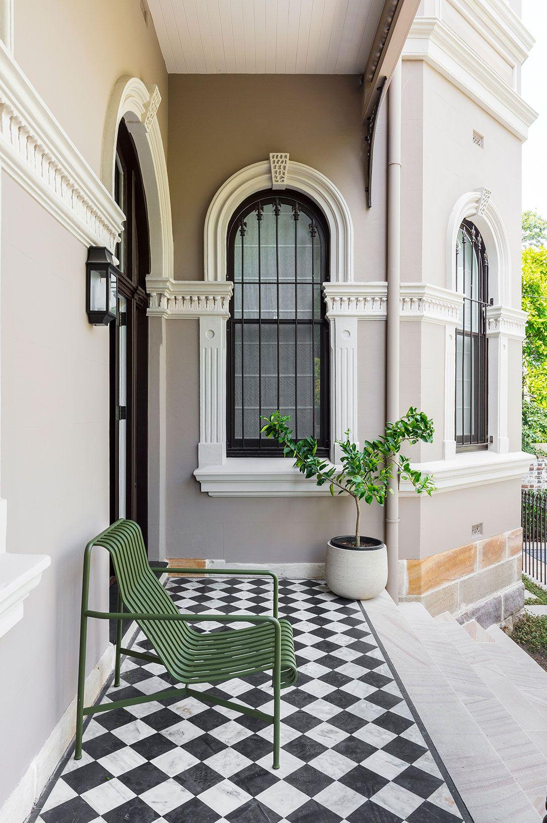 Urban Porch Design Ideas