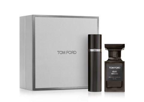 TOM FORD 私人調香超級限量版禮盒,4款限定明星香水搭配隨身香氛瓶。