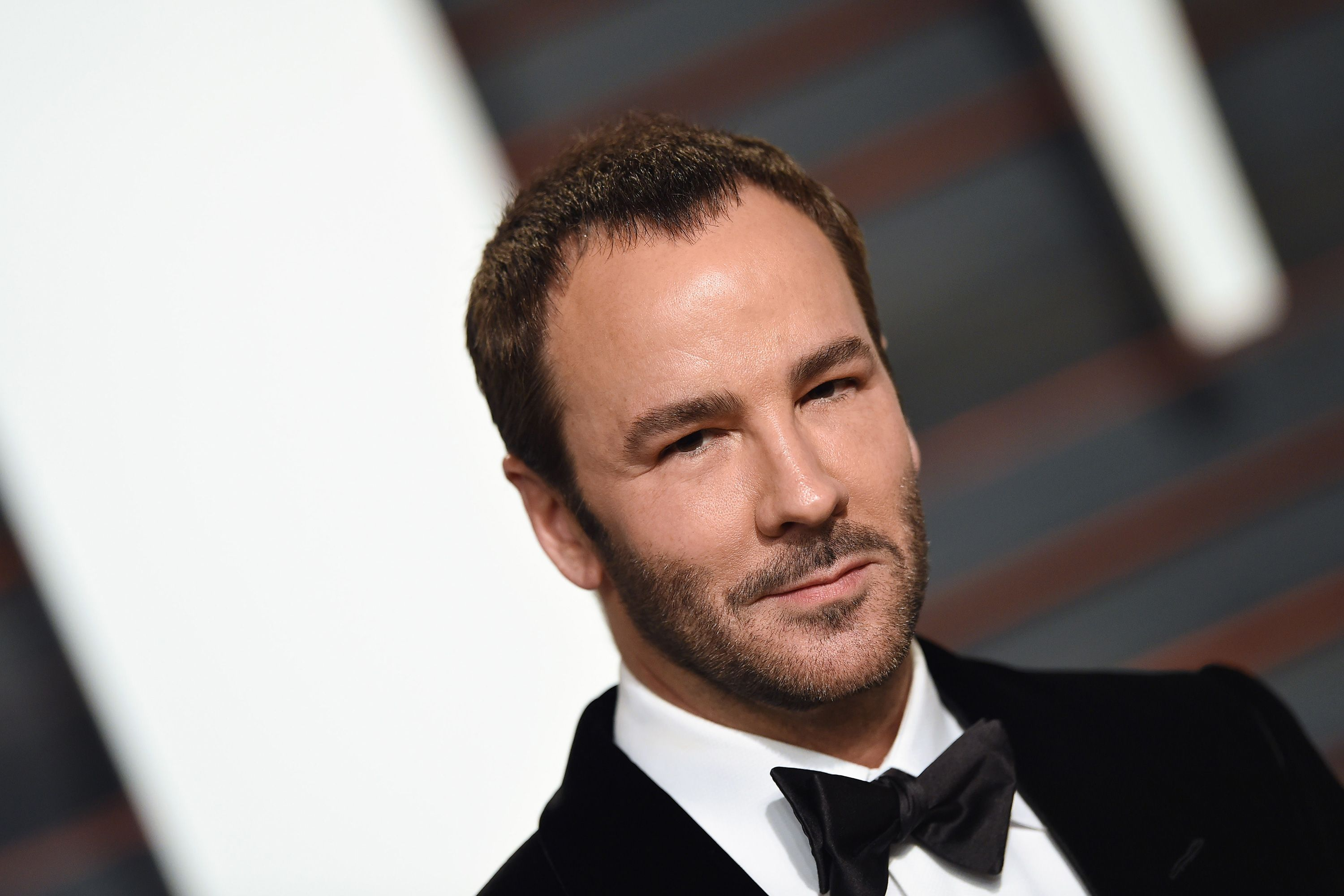 Tom Ford Explains Why Models Are All The Same Size