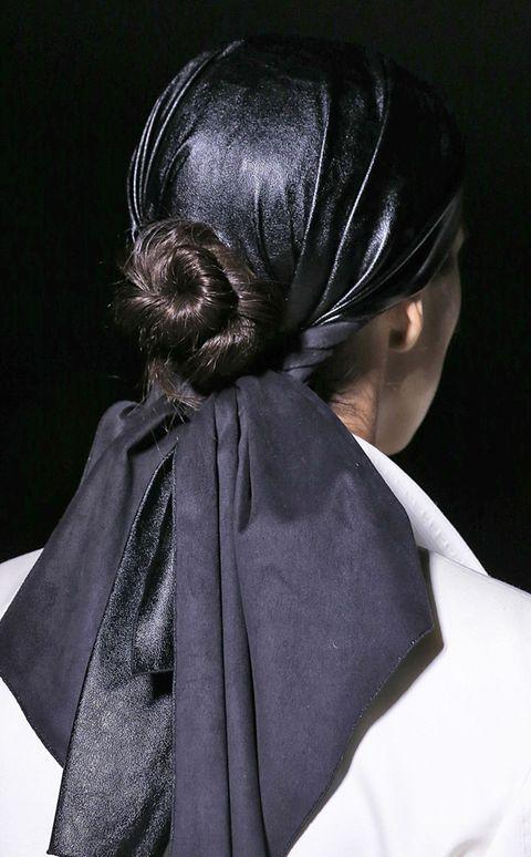 Hair, Hairstyle, Outerwear, Fashion, Headgear, Veil, Long hair, Style,