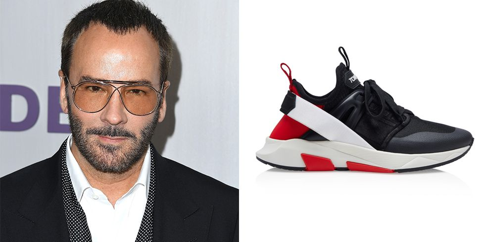 Tom Ford Releases New Jago Sneaker
