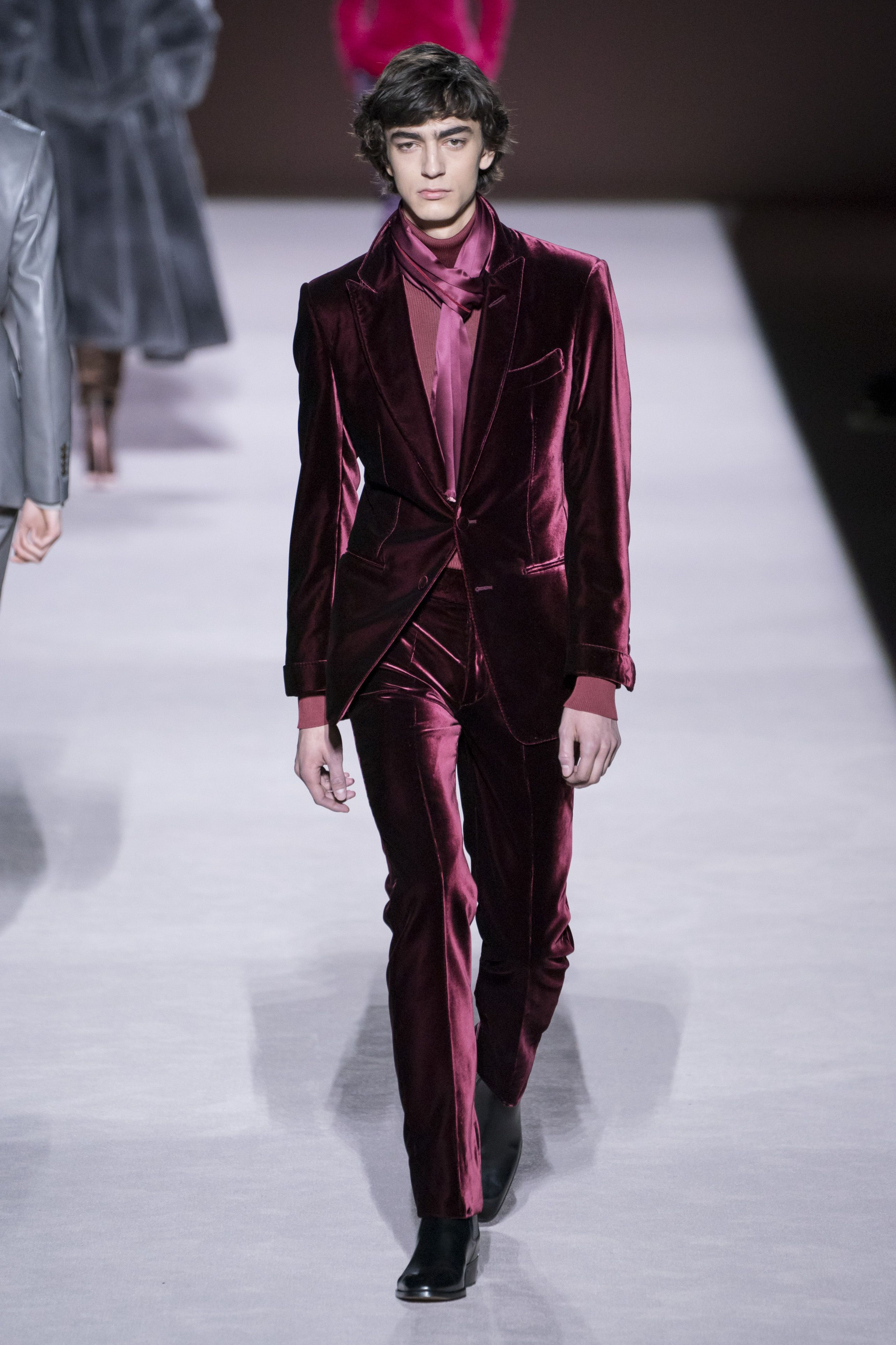 Calendario Sfilate Parigi Settembre 2020.Tom Ford Dimostra Perche Ha Senso Far Sfilare La Moda Uomo E
