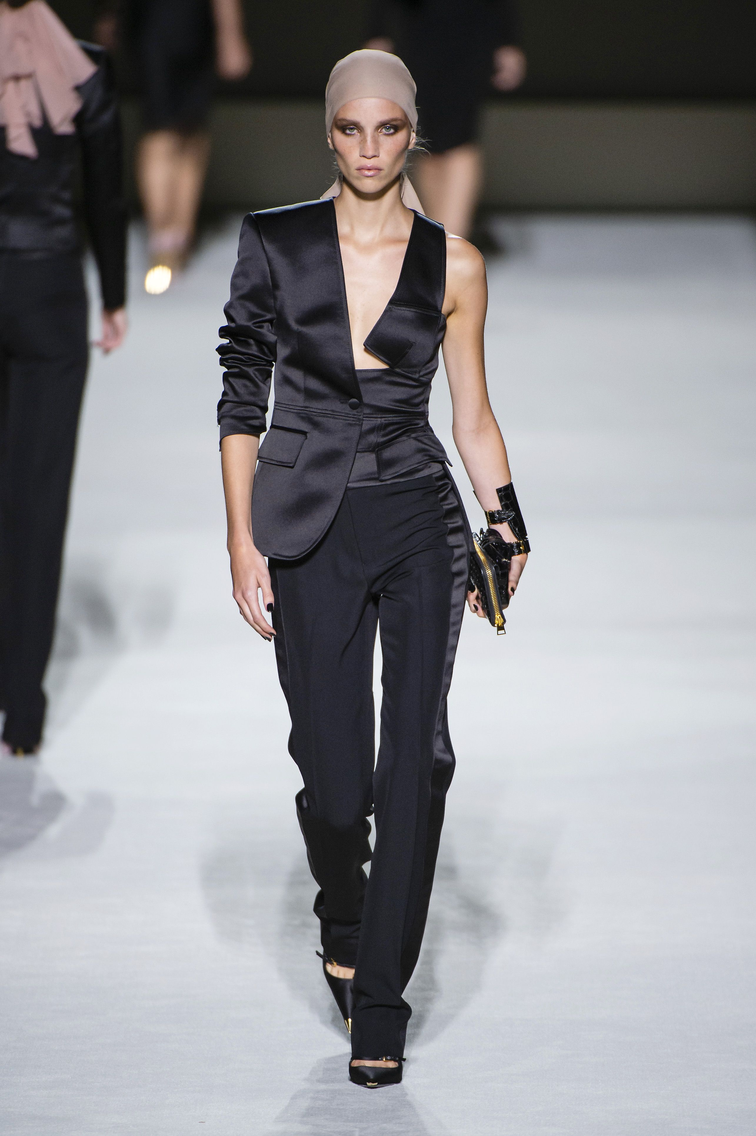 Tom Ford Collection Spring 2018 Dresses