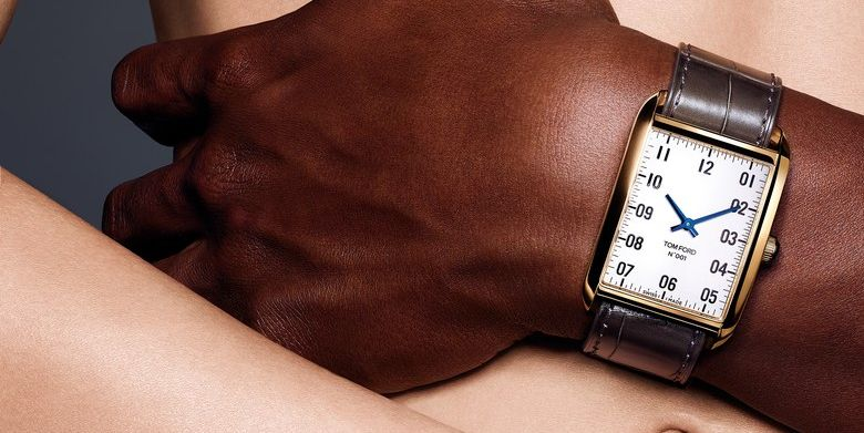3fbfdb6789b Tom Ford s First Ever Watch Release Is As Handsome As You d Expect