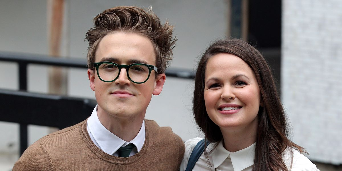 Tom and Giovanna Fletcher create amazing at-home classroom for their sons