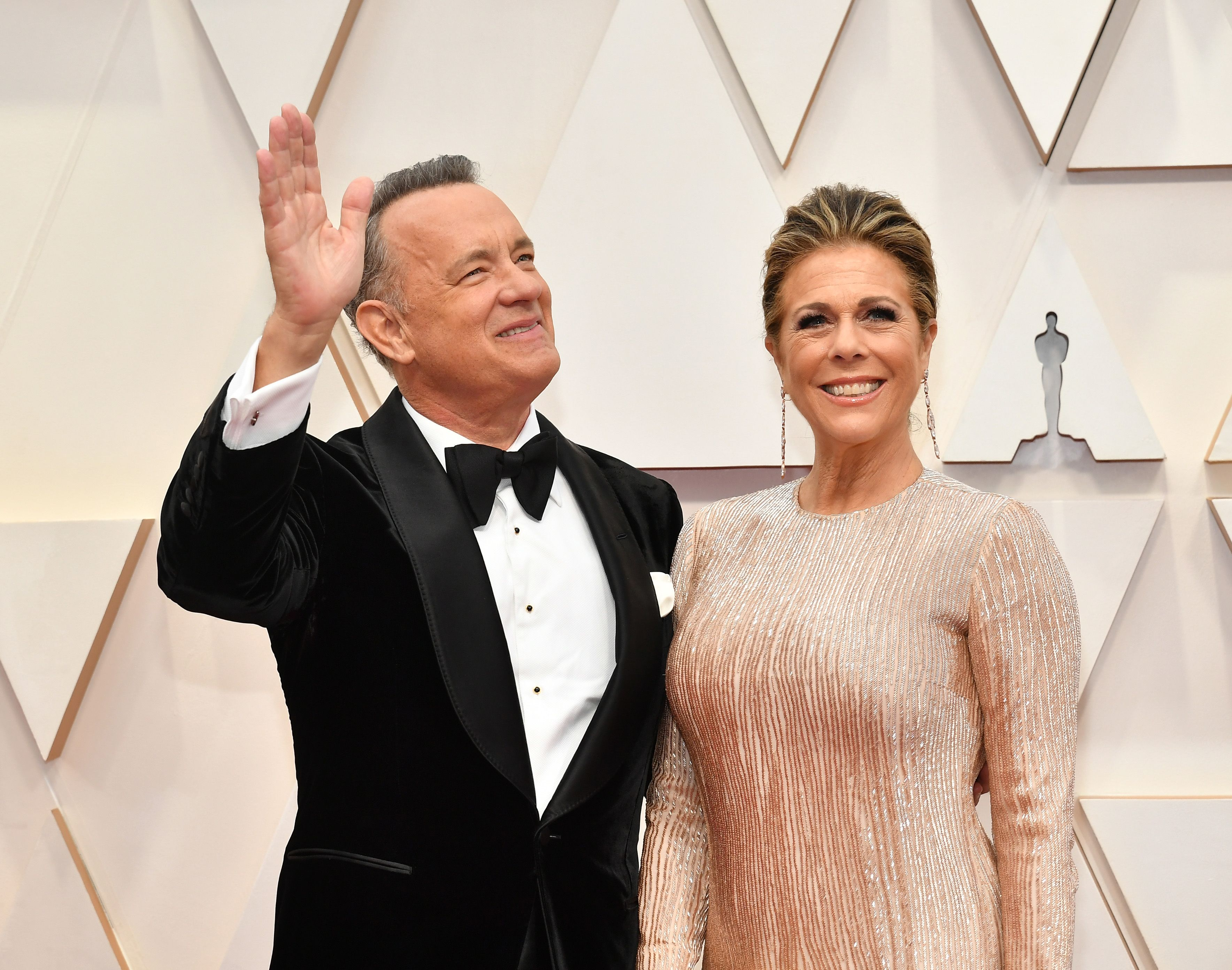 Rita Wilson and Tom Hanks' Body Language Proves They're Just As Into Each Other As Ever