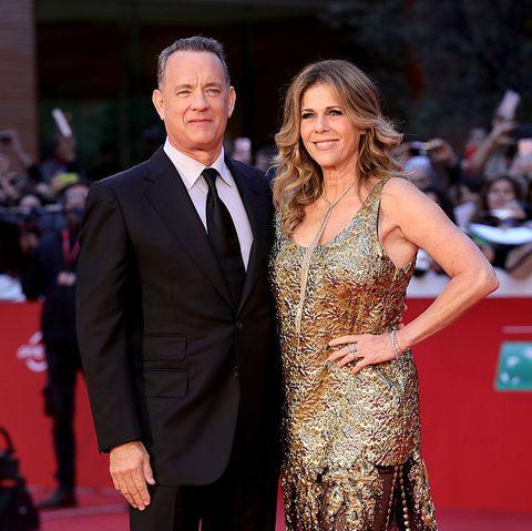 Tom Hanks Red Carpet - 11th Rome Film Festival