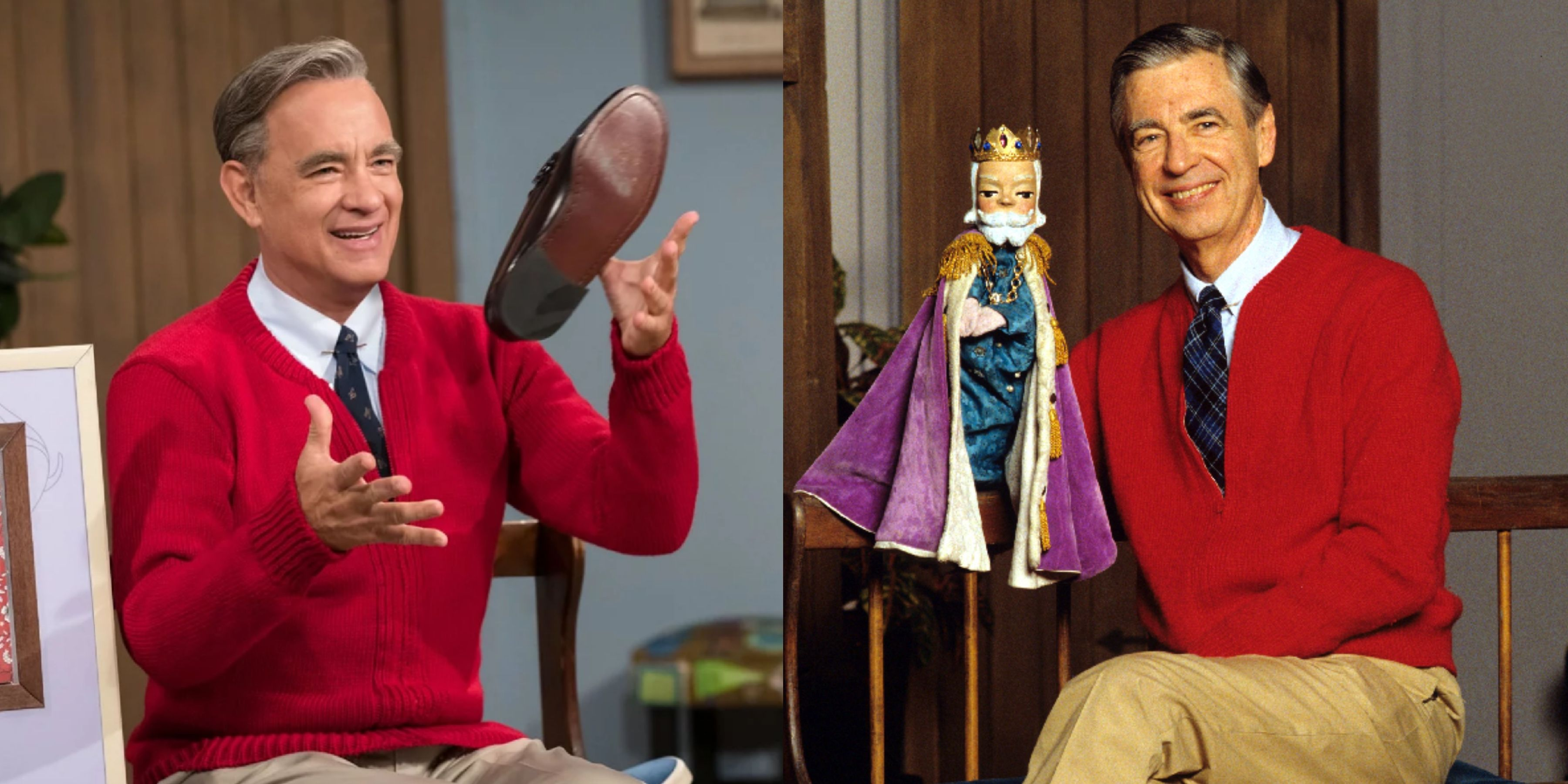 Tom Hanks Revealed Which Mr Rogers Clip Inspired Him To Join It S A Beautiful Day In The Neighborhood