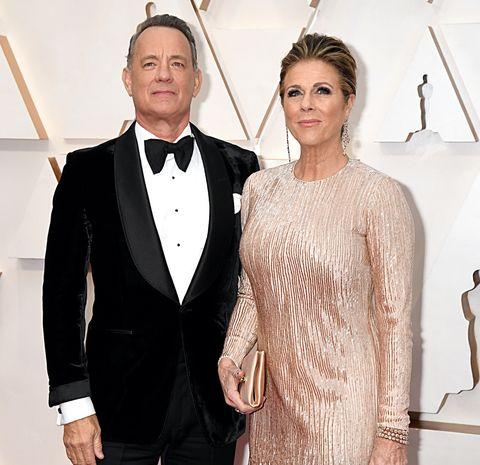 Tom Hanks shares lighthearted coronavirus update