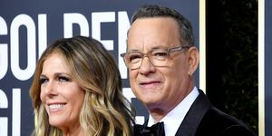 Tom Hanks update corona coronavirus covid-19 rita wilson self-diagnosed positive